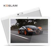 KOSLAM Android 7.0 Octa base Tablet PC Tab Pad 10 Pouce 1920x1200 IPS Écran 2 GB RAM 32 GB ROM 4G LTE Appel Téléphonique 10
