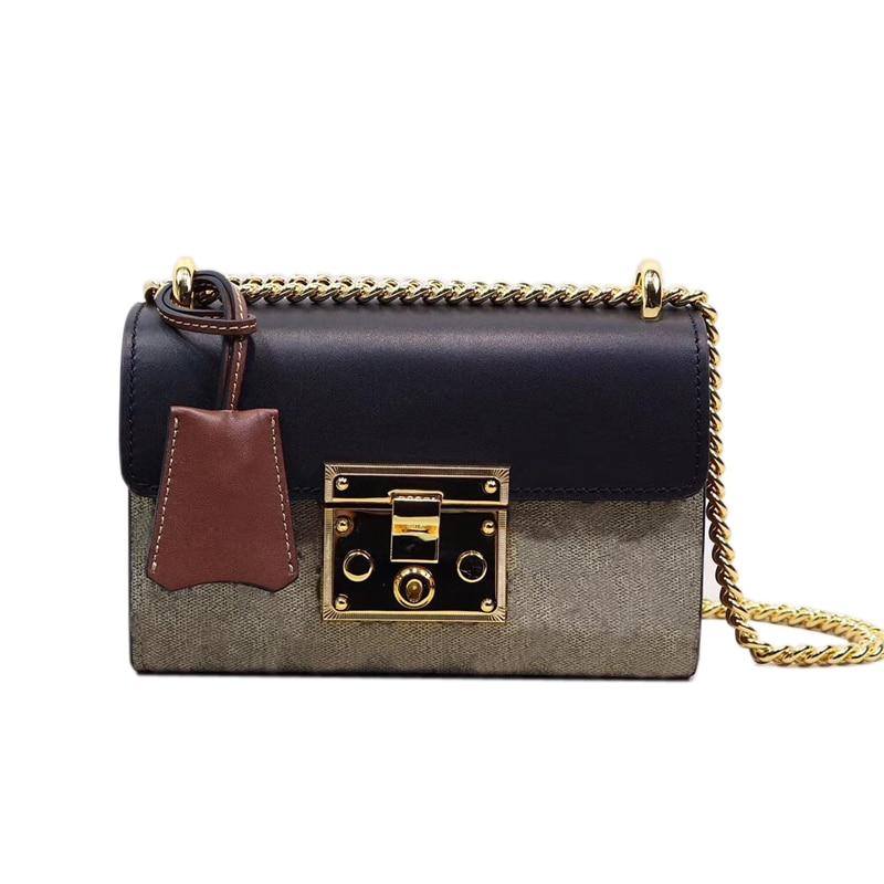 2018 new fashion Marmont bag High Quality messager bag real leather handbag shoulder bag GG цена
