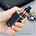 Original smok micro pico tfv4 com atomizador eleaf istick 75 w mod kit cigarro eletrônico com 2.5 ml/3.5 ml/tubos de vidro de 5 ml