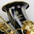 2016 Новый Высокое Качество Саксофон Альт-Саксофон YAS 875 EX Музыкальных Инструментов Профессионального ми-бемоль Саксофон Альт Черный Saxofone саксофон