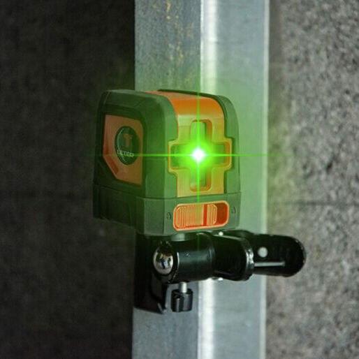 LETER LTMINI-G Self Levelling Cross Line Green laser level