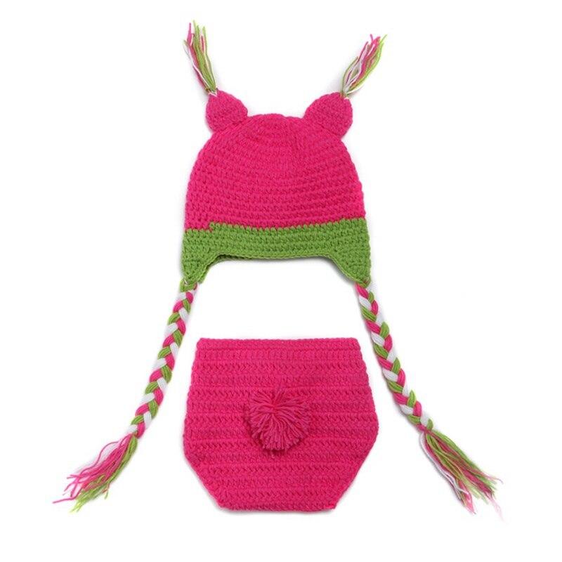 Crochet el sombrero de buho niño recién nacido apoyos para ...