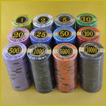 PK-7002 akrylowe Poker Chip 45 MM średnica 50 sztuk paczka darmowa wysyłka tanie i dobre opinie 7002 Acrylic 45MM Acylic