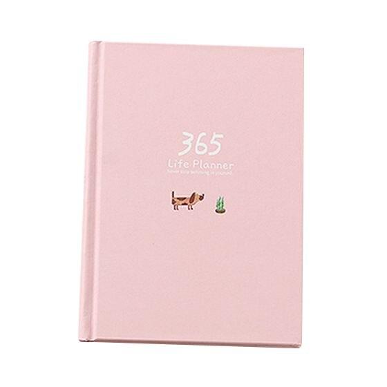 Agenda 2019 Jährliche Planer Notebook Organizer Cute Monatliche Täglichen Ziel Kreative 365 Tage Wöchentlich Zeitplan Schreibwaren Schule Büro Office & School Supplies Notebooks