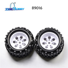 89014 89015 89016 RC CAR SPARE PARTS ACCESSORIES WHEEL RIMS TIRES WHEELS COMPLETE FOR HSP 1/8 SCALE OFF ROAD MONSTER TRUCK 94892 цена