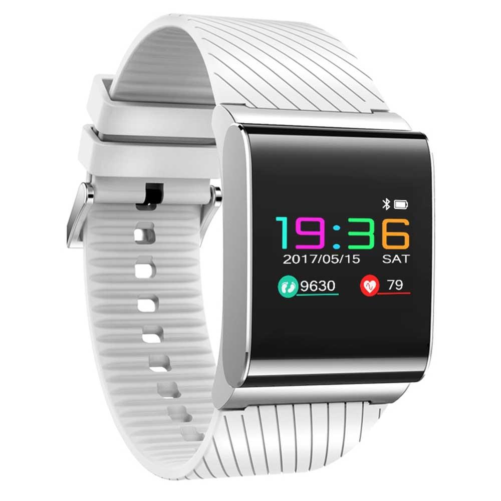 Upgrade Baru X9 Layar Warna Gelang Pintar monitor tekanan darah - Elektronik pintar