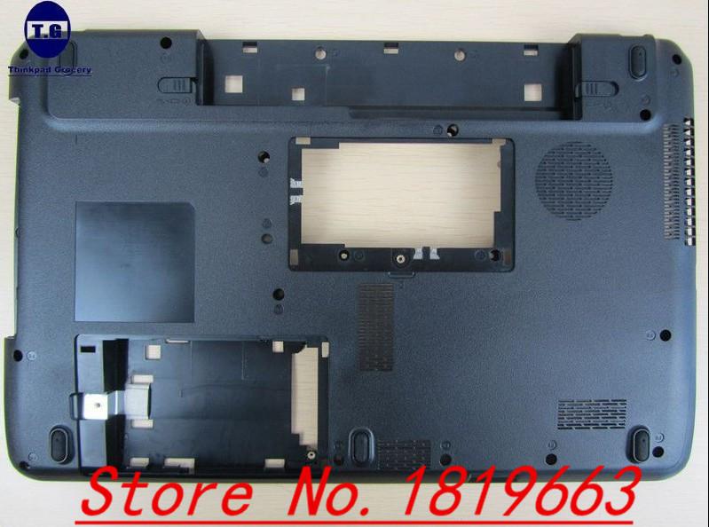 New Toshiba Satellite C655 C655D Laptop Black Bottom Case Cover US seller