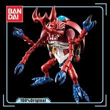 Bandai Digivolving Maligni Digimon Mostro Tentomon Atlur Kabuterimon Action Figure Modello di Modifica Deformabile