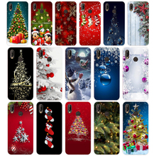 Get more info on the 38SD Christmas holiday Tree New Year Soft Silicone Tpu Cover Case for  Honor 10 huawei p mate 10 20 lite y5 y6 prime 2018