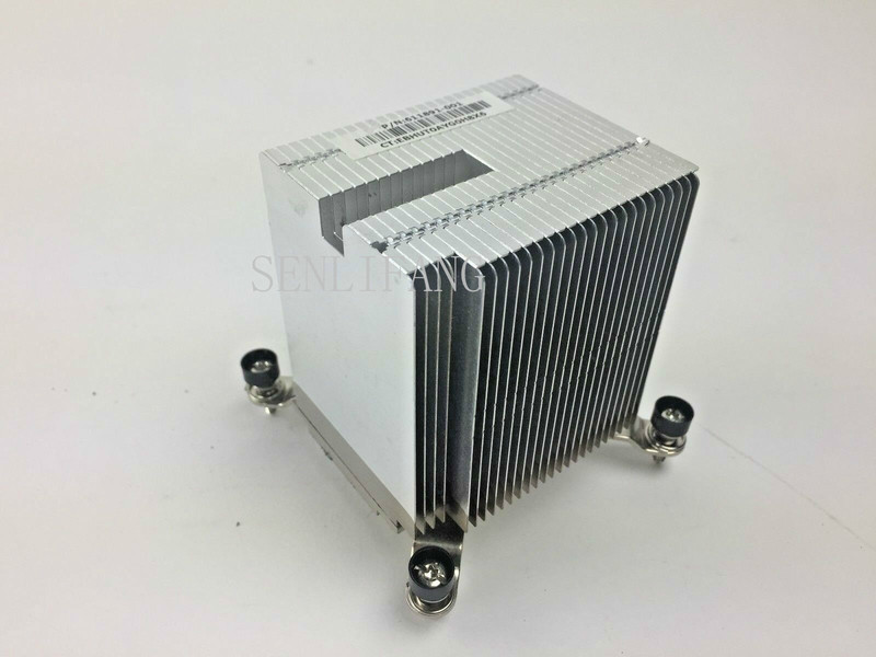 Free Shipping 611891-001 4000 4300 Pro CPU Heatsink 611891-001 628553-002 CPU Processor For 8200 8300 4300 4000 SFF CPU