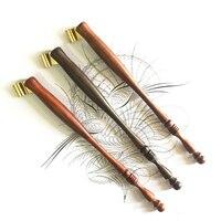 Oblique Calligraphy Pen Holder English Copperplate Script Antique Solid Wood Dip Pen Holder