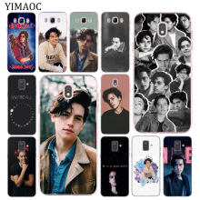 riverdale cole sprouse Jughead Jones Case for Samsung Galaxy J8 J3 J4 J5 J6 J7 Duo 2017 A2 Core A5 2016 A9 A8 A7 A6 Plus 2018(China)