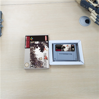 Final Fantasy VI With Retail Box RPG Game Battery Save EUR Version image