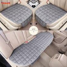 Samochód ynooh pokrycie siedzenia samochodu dla hyundai solaris 2017 getz i40 tucson creta i10 i20 i40 pokrywa dla świeca mozaika
