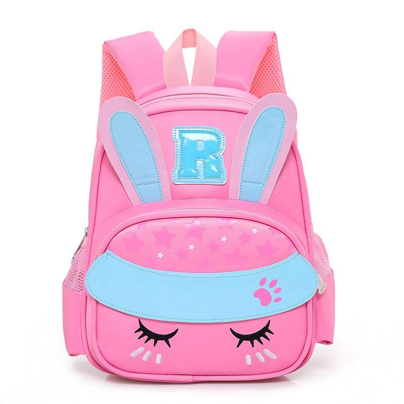 Girls School Bags backpacks Ear modeling Children Schoolbags For Girl Backpack Kids Book school Bags Factory Price school bag