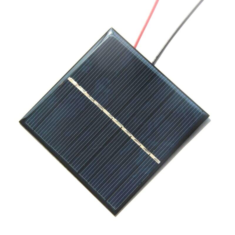 Solar DIY Carregador Solar Para 3.7 V