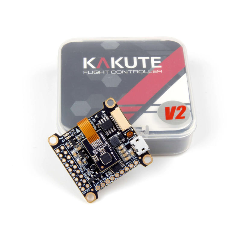 Holybro Kakute F4 V2 STM32F405 Flight Controller With Betaflight OSD for RC Multirotor FPV Racing Drone-in Parts & Accessories from Toys & Hobbies    1
