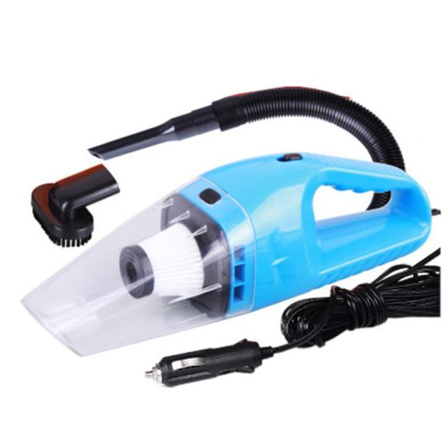HOT SALE 12V 120W Suction Mini Vehicle Car Handheld Vacuum Dirt Cleaner Wet & Dry  Vacuum Cleaner YYH*  Free Shipping  Vicky