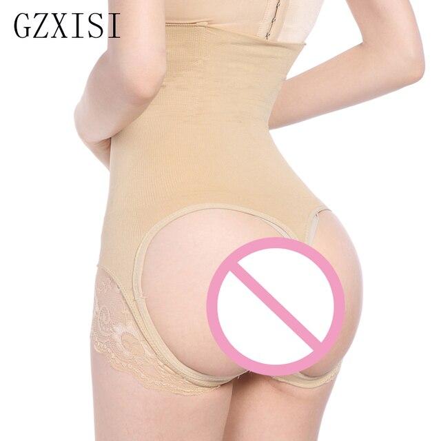 f3399f4f52 2018 Slimming Sheath Shapewear Seamless Women Body Shaper Brief High Waist  Belly Control Shapewear Pants Shorts Butt Lifter