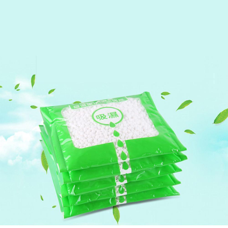 Image 4 - Household Desicant Bag Cleaning Tools Chemicals Be hanging Wardrobe Closet Bathroom Moisture Absorbent-in Moisture Absorbers from Home & Garden