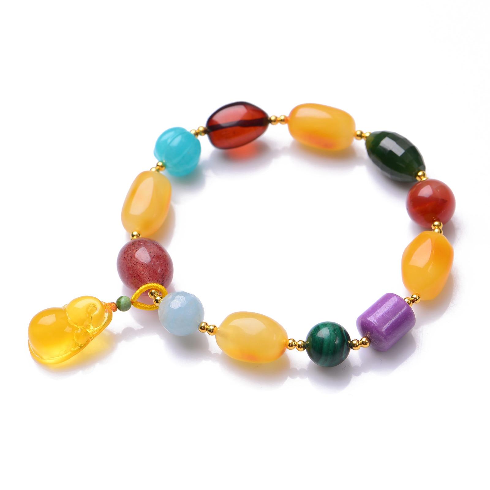 Handmade Authentic Multi Crystal Bracelets handmade authentic multi crystal bracelets