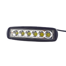 1Pcs LED Light Bar Driving Light Work Light Spot Light Boat Light Off Road Lights for Signal Light Indicator Auto Car A30(China)