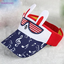 MAERSHEI Summer kids cap baby empty top hat cartoon sun hat-in Hats & Caps from Mother & Kids on Aliexpress.com | Alibaba Group