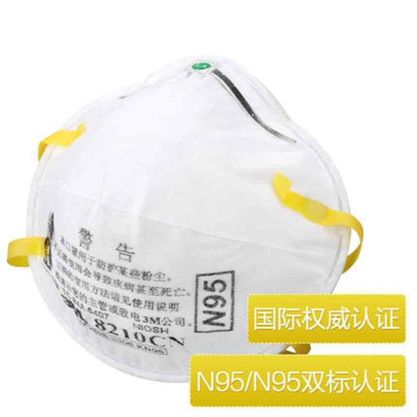 maschera protettiva antipolvere