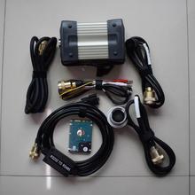 Mb star c3 мультиплексор с mb c3 5 кабелей и программное обеспечение HDD полный комплект работы для mb sd c3 Диагностический Звездный сканер