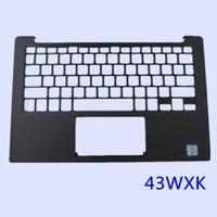 Neue original laptop top abdeckung/ober fall palmrest/bottom-fall für DELL XPS13 9350 9360 9343 P54G 9370 0WTVR9 43WXK YNWCR