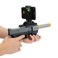 Indoor Augmented Reality Toys Children Fidget VR AR Game Gun Toy Bluetooth 3D VR Games For
