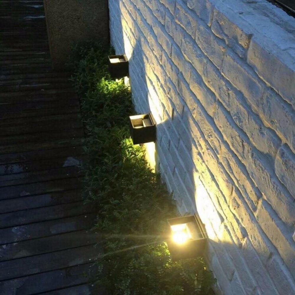 Lâmpadas de Parede lampada levou ip67 ao ar Base : Cunha