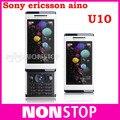 U10i Оригинал Sony Ericsson Aino u10 3 Г 8.1MP WIFI GPS Bluetooth Разблокированным Мобильных Телефонов Гарантия Один Год НА СКЛАДЕ
