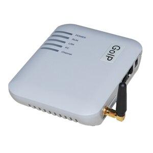 Image 2 - O único goip1 dos canais de dbl, gateway do voip de gsm (mudança de imei, cartão de 1 sim, sip & h.323, vpn pptp). sms, gateway de gsm