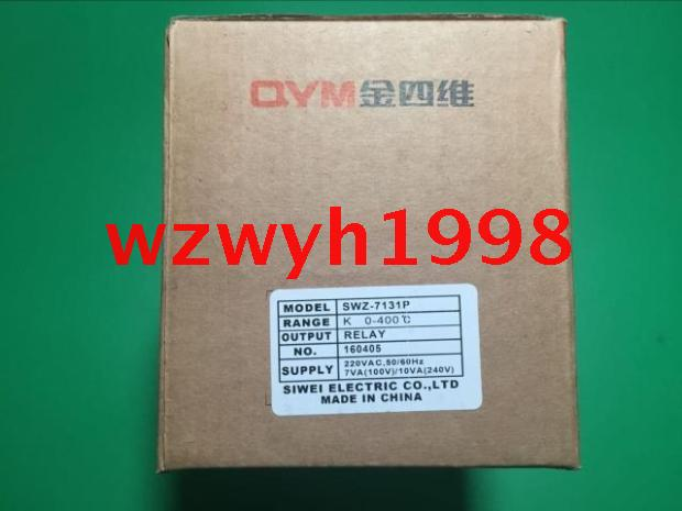 ФОТО Genuine QYM gold four-dimensional electrical SWZ-7000 temperature controller SWZ-7131P intelligent temperature control table