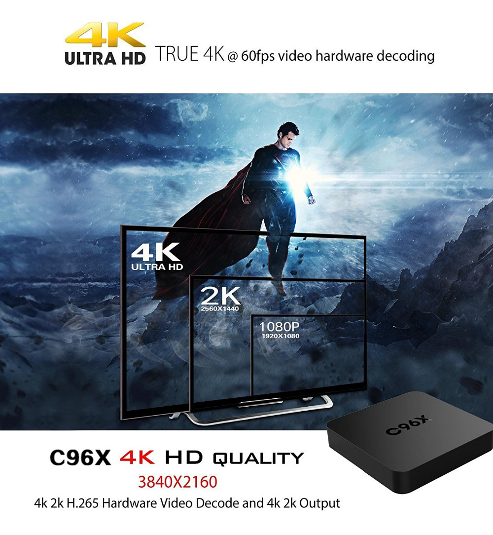 US $34 68 |Andriod 6 0 marshmallow tv box pre installed google play store  app download android tv box kodi 16 0 kodi smart Ott tv box-in Set-top  Boxes