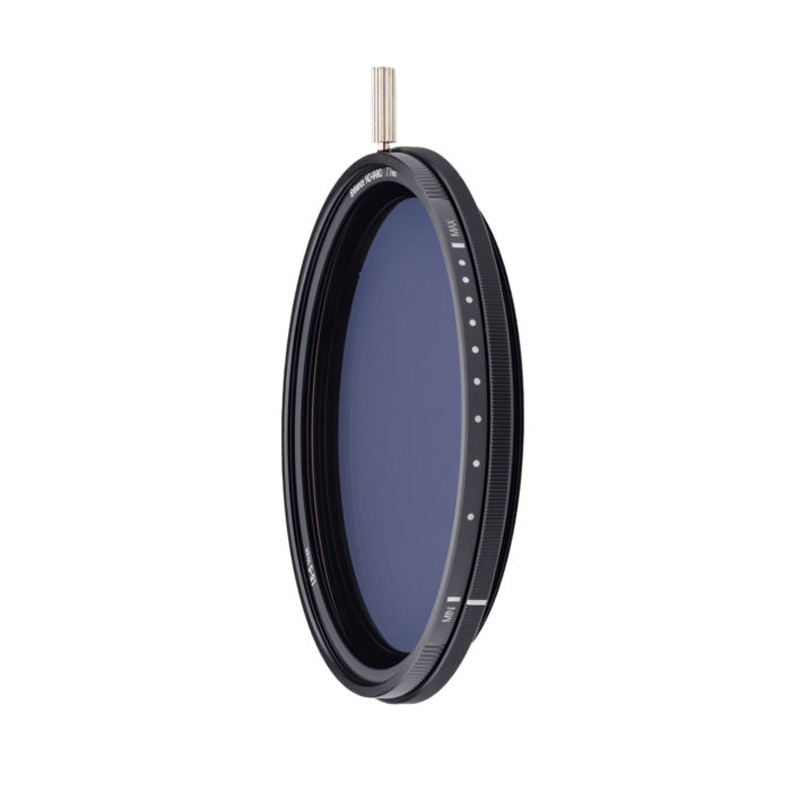 NiSi Variable Neutral Density 0.45 to 1.5 Filter (1.5 to 5 Stops) 40.5mm 46mm 49mm 52mm 55mm 58mm 62mm 67mm 72mm 77mm 82mm 95mm