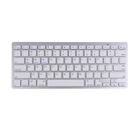 Bluetooth 3 0 Keyboard Ultra Slim Wireless Keyboard Gaming Keybaord For Android For MAC For IPad