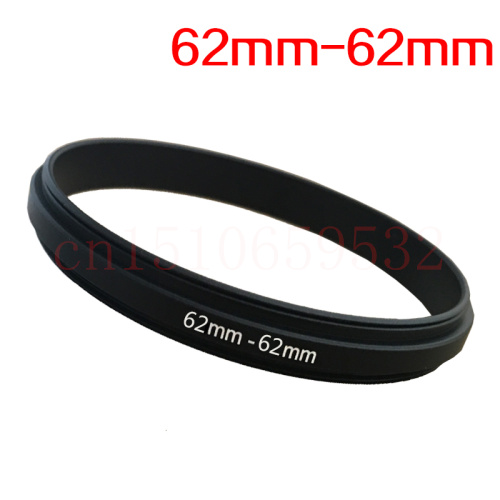 2pcs Male 62mm -62mm 62-62mm 62mm to 62mm Macro Reverse Ring / reversing free shipping