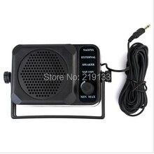 CB Radio Mini External Speaker NSP-150v ham For HF VHF UHF hf transceiver CAR RADIO qyt kt8900 kt-8900