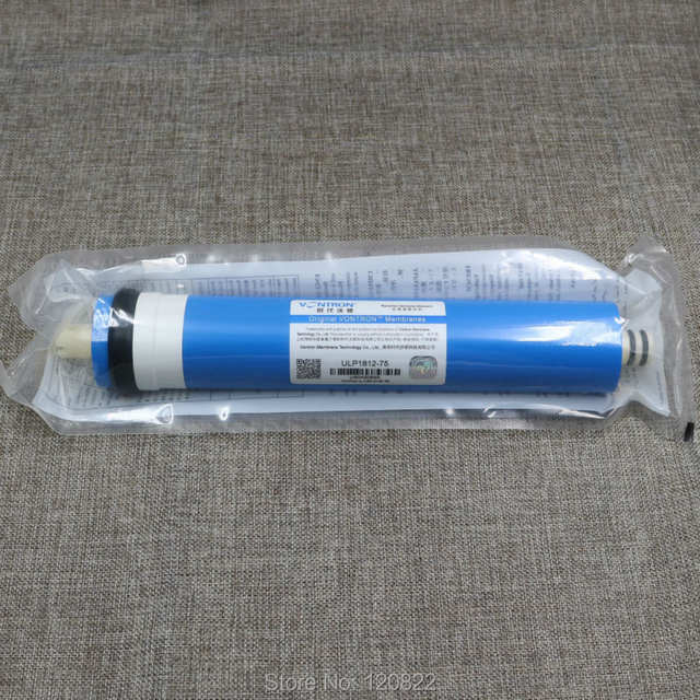a43b4f0be placeholder Free Shipping Vontron ULP1812-75 RO Membrane Element NSF Reverse  Osmosis System 75gpd Water Filter