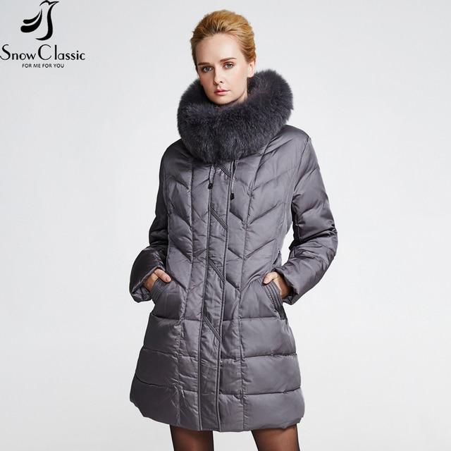 Manteau d'hiver femme le plus chaud