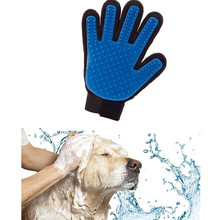 1pcs Glove For Cats Cat Grooming Pet Dog Hair Deshedding Brush Comb Glove For Pet Dog Finger Cleaning Massage Glove For Animal pet grooming glove for cats brush comb cat hackle pet deshedding brush glove for animal dog pet hair gloves for cat dog grooming