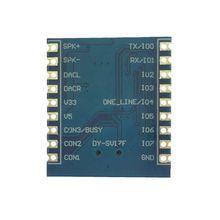 DY-SV17F аудио модуль мини mp3-плеер IO триггер USB для загрузки флеш-голосового модуля Прямая поставка