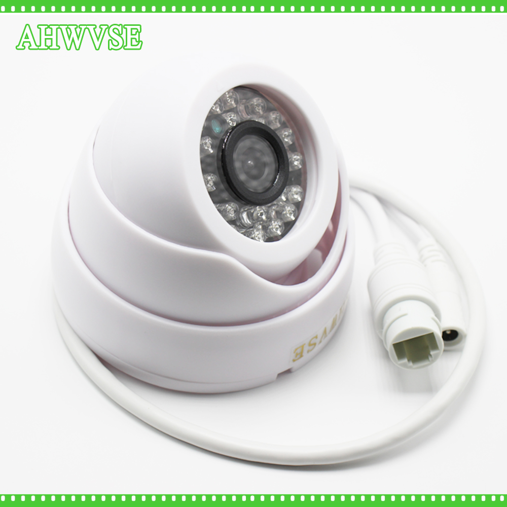 Image 4 - AHWVSE PoE Camera 720P 960P 1080P CCTV Security HD Network Indoor IRCUT NightVision ONVIF H.264-in Surveillance Cameras from Security & Protection