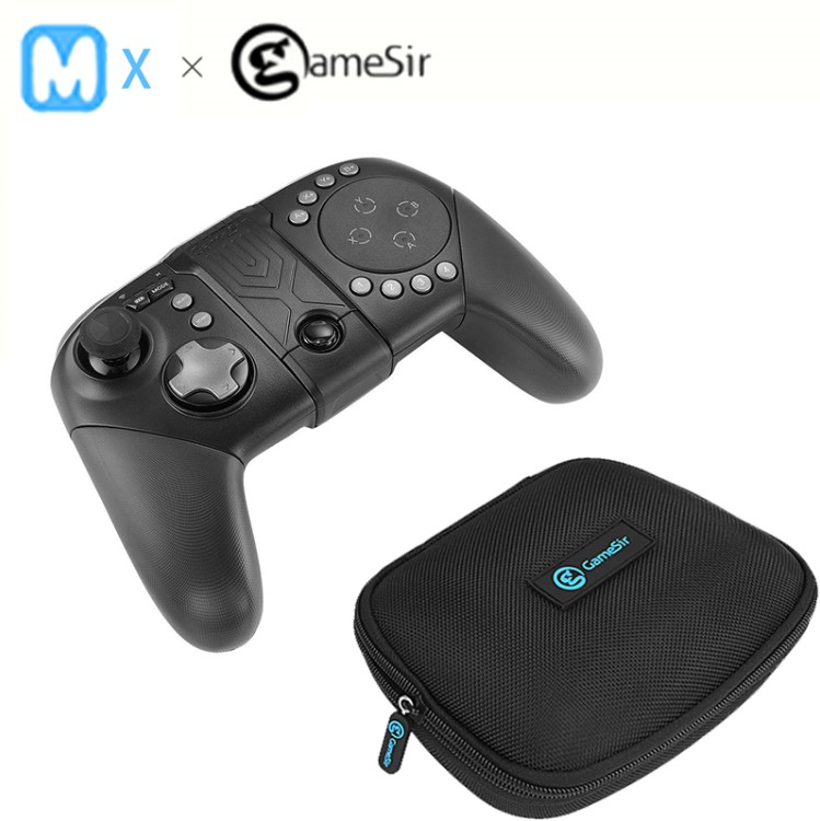 100 Original GameSir Gamepad Wireless Bluetooth Game Controller For Android Phones 800mAh 18 Hours