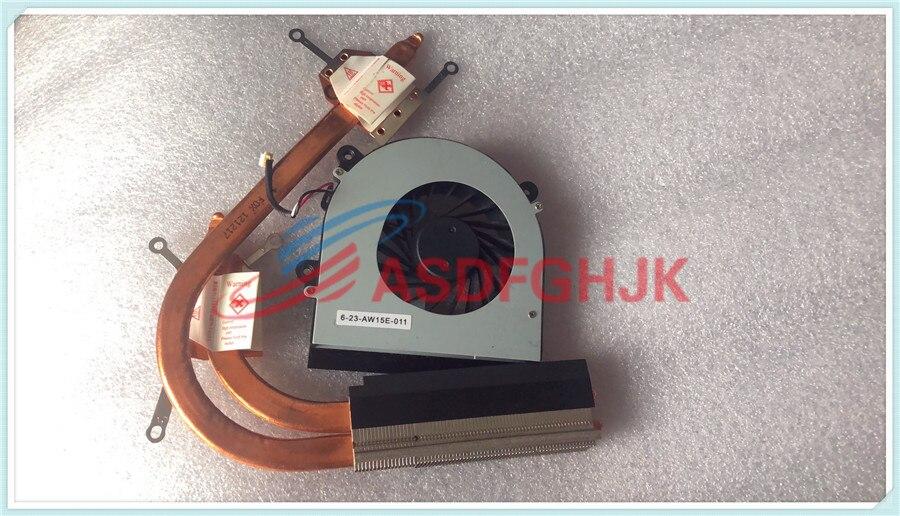 FOR CLEVO W150ER W170ER HEATSINK FAN POWER DC CABLE 6-31-w15en-102 Fully Tested