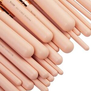 Image 4 - Jessup brushes 30PCS Makeup brushes set Beauty tools Cosmetic kits Make up brush POWDER FOUNDATION EYESHADOW BLUSH