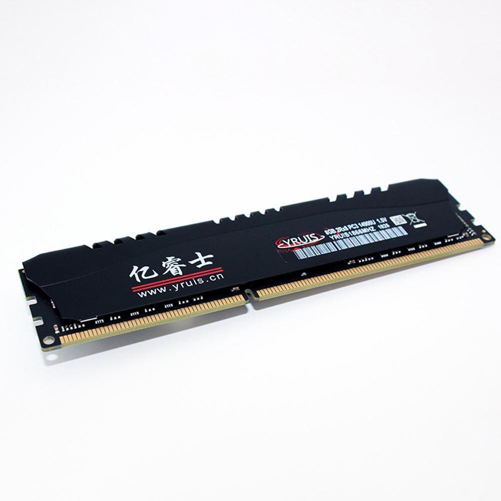 Haute vitesse lecture écriture DDR3 8G 1866 MHZ PC3-14900 240Pin 1.5 V bureau Momory RAM bonne qualité