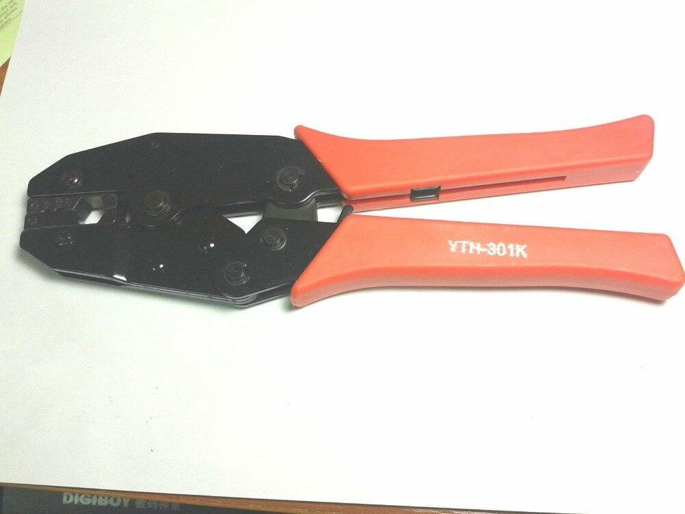 50PCS Crimper Crimping Tool 301K for RG8 RG178 RG316 RG174 LMR400 0 429 0 128 0